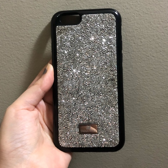 save off 357f5 76ef7 Swarovski crystal iPhone 6 case